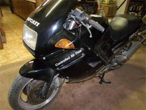 1988 Ducati Motorcycle for sale in Cadillac, MI