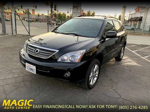 2008 LEXUS RX 400h-NEED A SUV?OK!APPLY NOW!EASY FINANCING!NO HASSLE! for sale in Canoga Park, CA