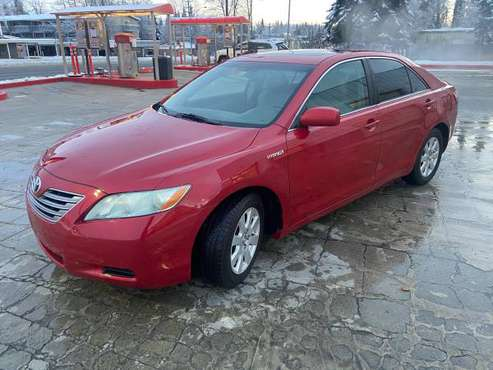 2009 Toyota Camry Loaded - cars & trucks - by owner - vehicle... for sale in Anchorage, AK