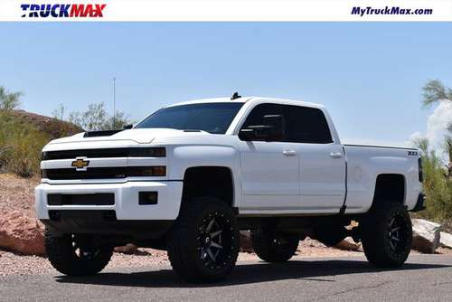 2018 *Chevrolet* *Silverado 2500HD* *LIFTED 18 CHEVY 25 for sale in Scottsdale, AZ