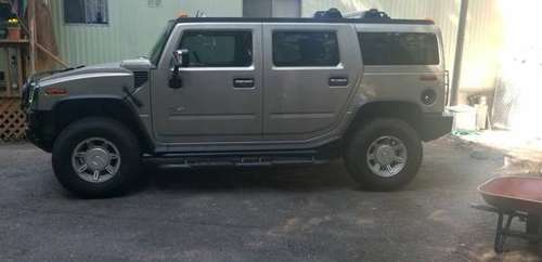2003 H2 Hummer for sale for sale in Mount Shasta, OR