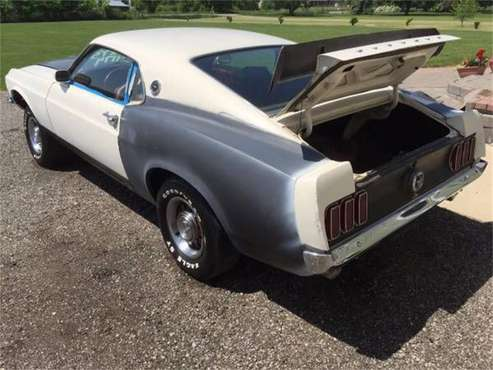1969 Ford Mustang for sale in Cadillac, MI