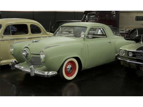 1951 Studebaker Business Coupe for sale in Milpitas, CA