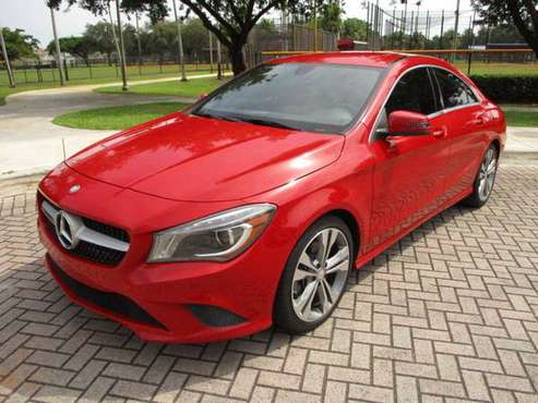 2014 Mercedes Benz CLA 250 Navi Heated Seats Rear Cam Always Florida for sale in Ft. Lauderdale, FL