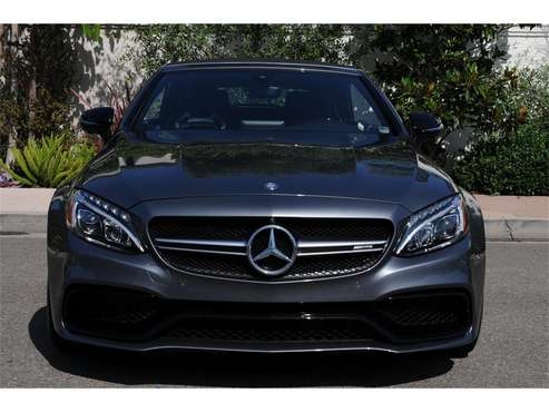 2017 Mercedes-Benz C63 AMG for sale in Costa Mesa, CA