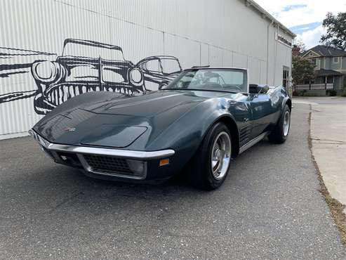 1970 Chevrolet Corvette for sale in Fairfield, CA
