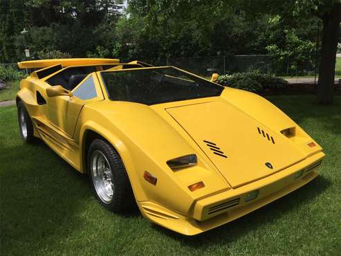 1986 Lamborghini Countach for sale in Quad Cities, IL