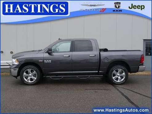 2018 RAM 1500 SLT Crew Cab SWB 4WD for sale in Hastings, MN