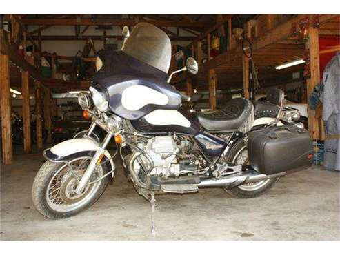 1996 Moto Guzzi Motorcycle for sale in Effingham, IL