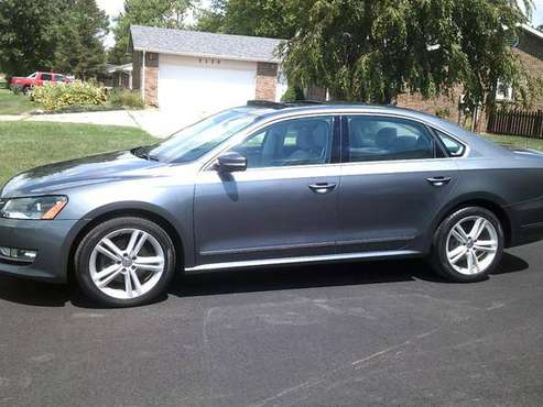 VW Passat-2013-TDI SEL Premium for sale in Dayton, OH