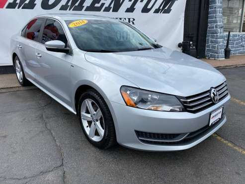 2014 Volkswagen Passat Wolfsburg Edition 1.8T Leather Sumitomo Tires... for sale in Englewood, CO