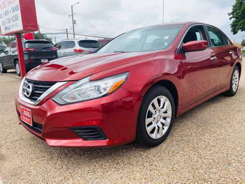 2016 NISSAN ALTIMA SL 74K MILES__2000$ DOWN 100% FINANCING ANY CREDIT for sale in Lubbock, TX