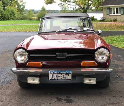 1970 triumph TR6 for sale in Depauville, NY