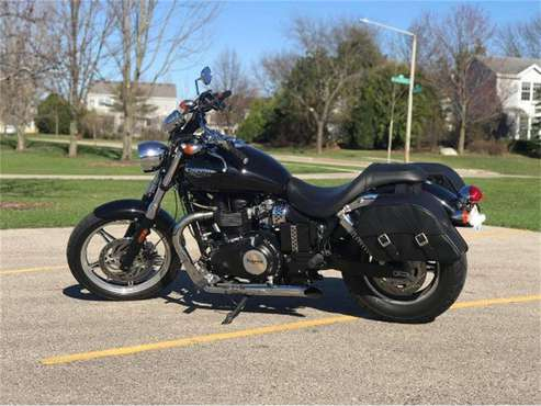 2011 Triumph Motorcycle for sale in Cadillac, MI