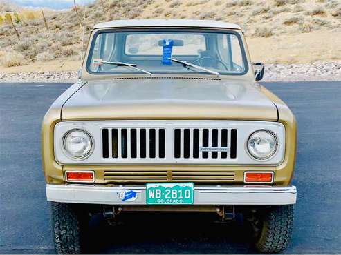 1974 International Harvester Scout II for sale in MONTROSE, CO