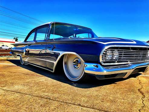 1960 Chevrolet Biscayne for sale in Elk Grove, CA