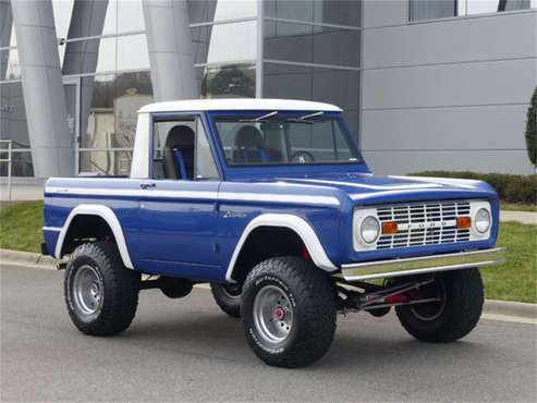 1969 Ford Bronco for sale in Charlotte, NC