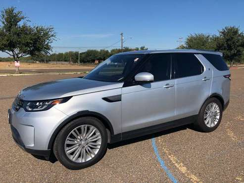 2017 Land Rover Discovery SE for sale in Mission, TX