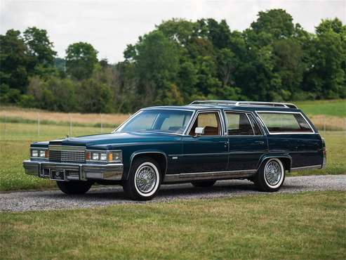 1979 Cadillac Fleetwood Brougham d'Elegance for sale in Auburn, IN