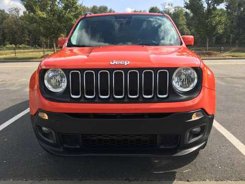 2017 Jeep Renegade 4X4 24 mi, Excellent shape! Make an offer! - cars... for sale in Matthews, NC