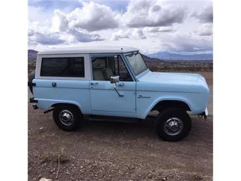 1966 Ford Bronco for sale in Henderson, NV