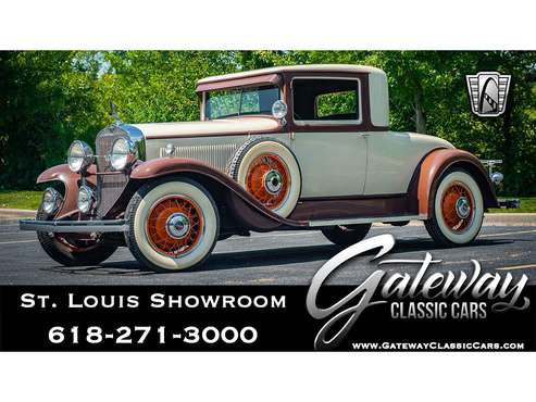 1931 LaSalle Coupe for sale in O'Fallon, IL
