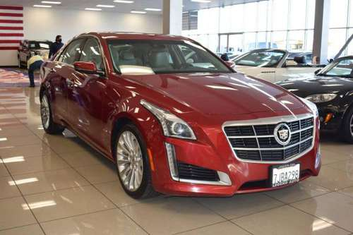 2014 Cadillac CTS 2.0T Luxury Collection AWD 4dr Sedan **100s of... for sale in Sacramento , CA