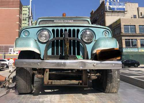 Pair of 1967 Willys Jeeps for sale in Brooklyn, NY