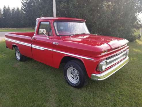 1965 Chevrolet C10 for sale in Cadillac, MI