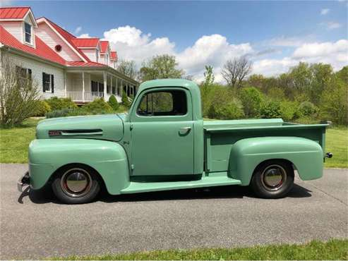 1948 Ford F1 for sale in Cadillac, MI