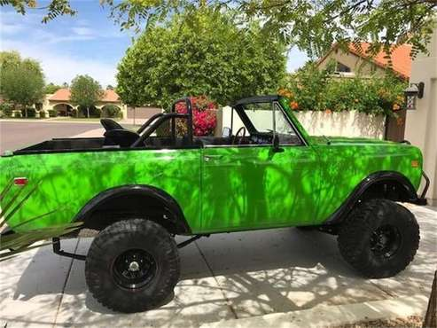 1974 International Harvester Scout II for sale in Cadillac, MI