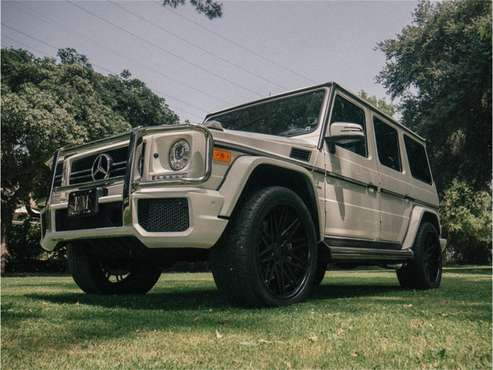 2013 Mercedes-Benz G63 for sale in Los Angeles, CA