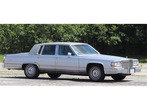 1991 Cadillac Brougham for sale in Alsip, IL