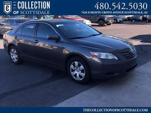 2008 *Toyota* *Camry* *CE* GRAY - cars & trucks - by dealer -... for sale in Scottsdale, AZ