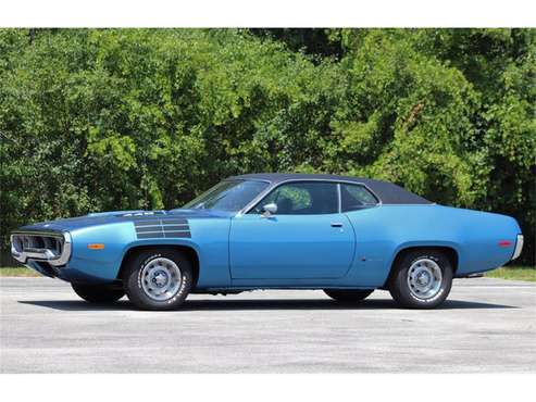 1972 Plymouth Road Runner for sale in Alsip, IL