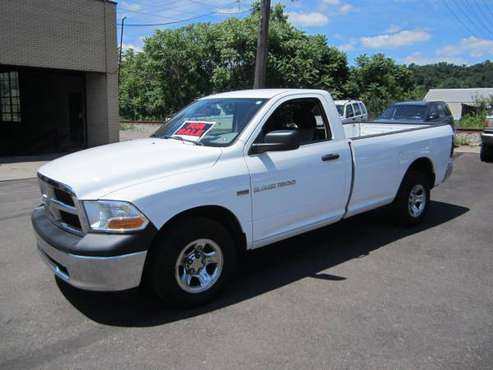 2011 DODGE RAM 1500 4x4 TRADESMAN for sale in Monessen, PA