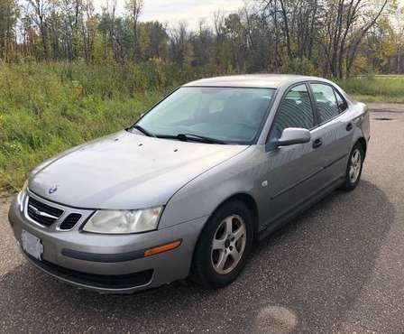 2004 Saab 9-3 Linear Manual for sale in Zimmerman, MN