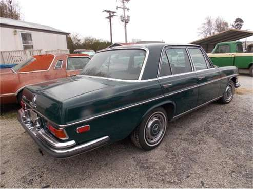 1972 Mercedes-Benz 280SE for sale in Cadillac, MI