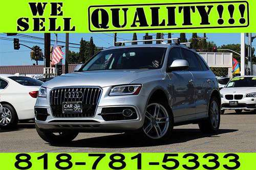 2013 AUDI Q5 PREMIUM PLUS **$0 - $500 DOWN. *BAD CREDIT NO LICENSE* for sale in Los Angeles, CA