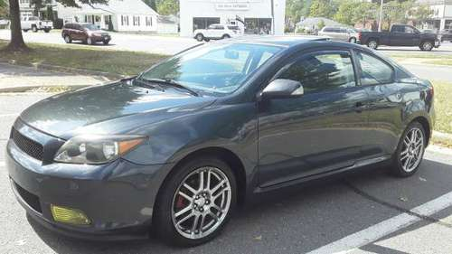 2006 SCION TC, GREY for sale in MANASSAS, District Of Columbia