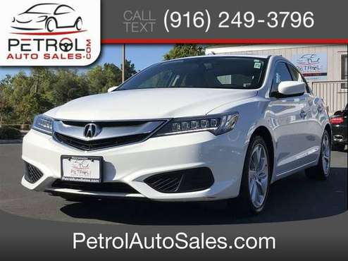 2016 Acura ILX Sedan 4D for sale in Sacramento , CA