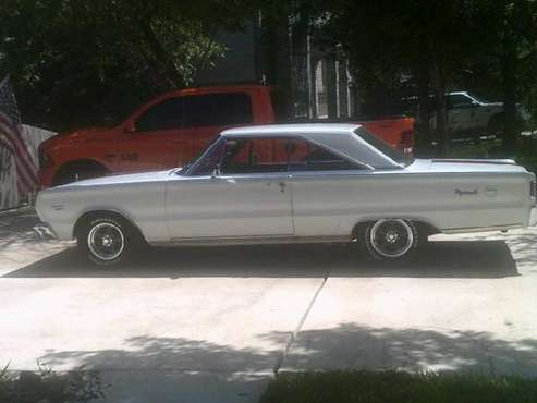 1966 Plymouth - cars & trucks - by owner - vehicle automotive sale for sale in San Antonio, TX