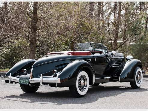 1936 Auburn Speedster for sale in Fort Lauderdale, FL
