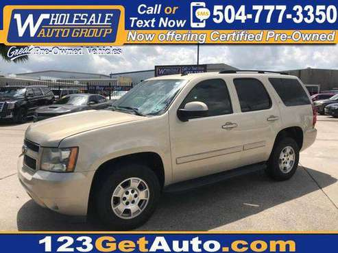 2007 Chevrolet Chevy Tahoe LT - EVERYBODY RIDES!!! for sale in Metairie, LA