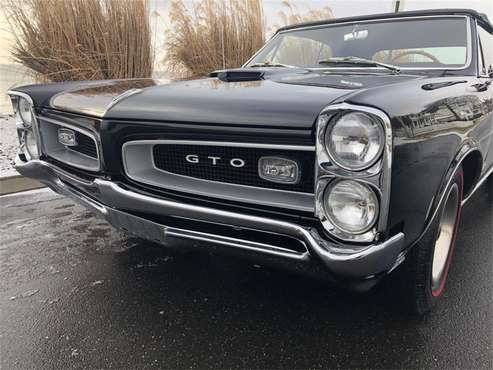 1966 Pontiac GTO for sale in Milford City, CT