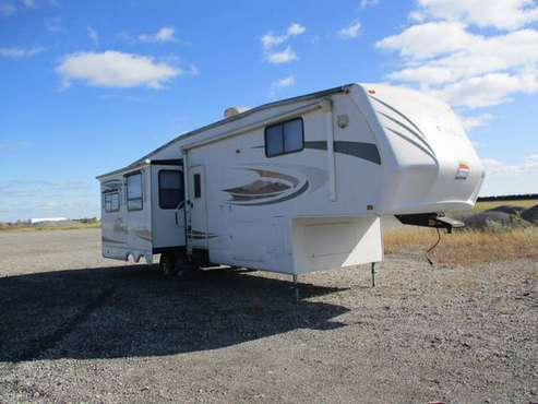 2008 EAGLE 34FT CAMPING TRAILER for sale in PERRYSBURG OH, OH