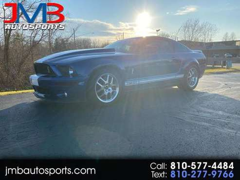 2007 Ford Shelby GT500 Coupe - cars & trucks - by dealer - vehicle... for sale in Flint, MI