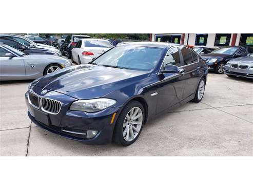 2013 BMW 5 Series for sale in Orlando, FL