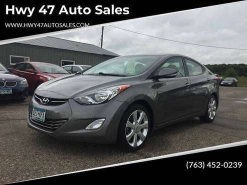 2013 Hyundai Elantra Limited 4dr Sedan for sale in St Francis, MN