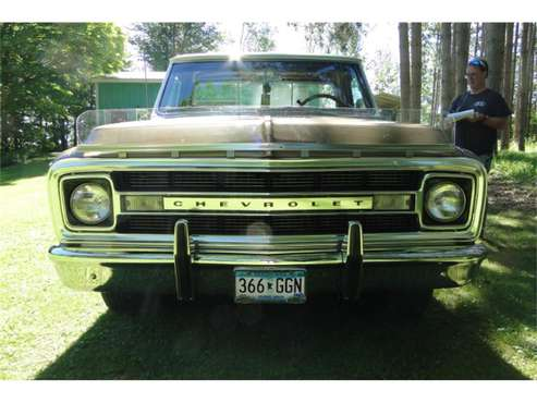 1970 Chevrolet C10 for sale in Prior Lake, MN